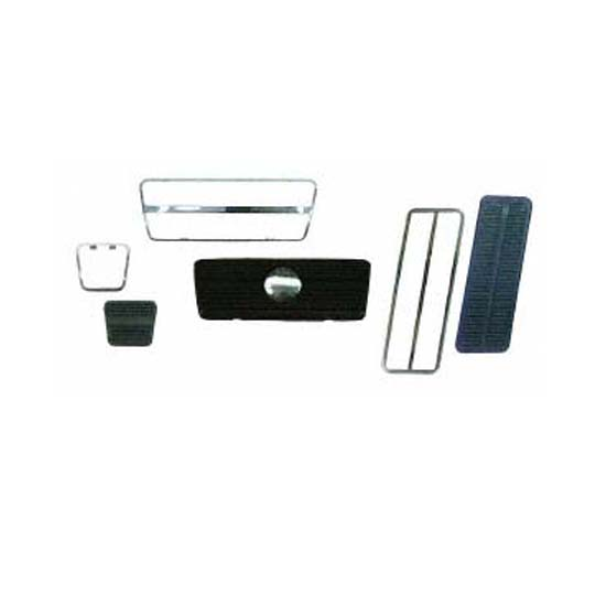 Automatic Transmission Pedal Pad Kit, 1969-81 Camaro