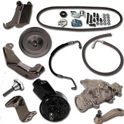 Power Steering Kit for 1970-72 Camaro w/o AC