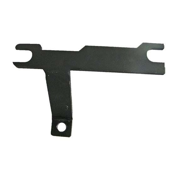 Engine Block Clutch Conversion Bracket, 1962-67 Nova