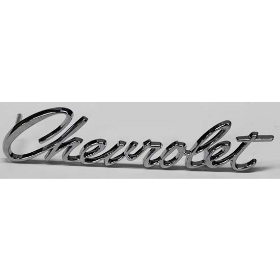 Classic Headquarters W-359 Trunk Lid/Header Panel Emblem, Camaro