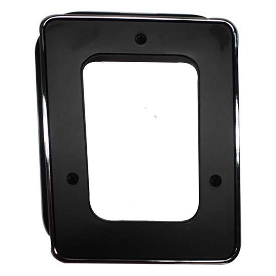 Classic Headquarters W-635 Manual Shifter Boot Plate, 67-68 Camaro