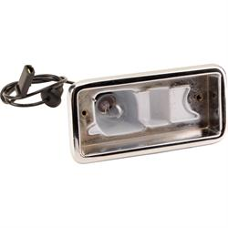 Classic Headquarters W-286 RH Backup Light Housing, 1967-68 Camaro RS