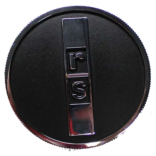 Classic Headquarters W-257 W-257 Fuel Tank Gas Cap, 1967-68 RS Camaro