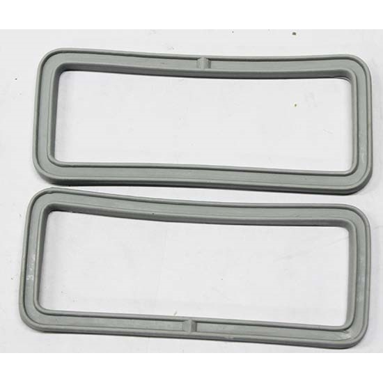 Classic Headquarters W-285 Backup Light Lens Gaskets, 69 Camaro, Pair