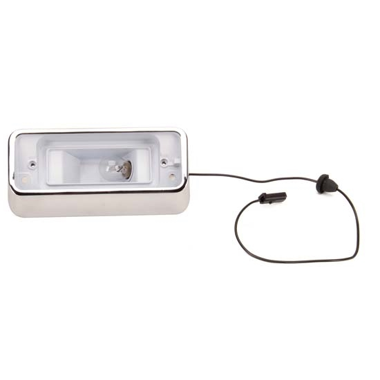 Classic Headquarters W-288 1969 Camaro RS Backup Light Housing, RH