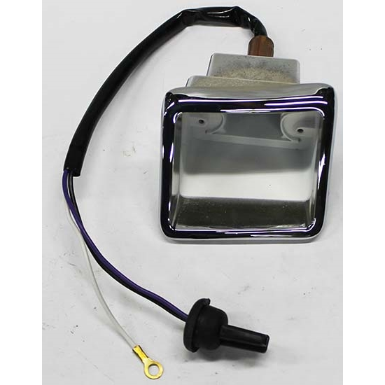 Classic Headquarters W-290 RH Parking Light Housing for 1967 Camaro RS