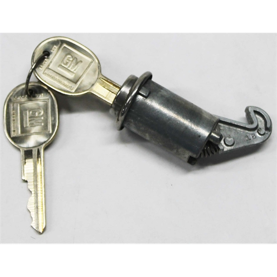 Classic Auto Locks CL-163 Glove Box Lock for 1962-65 Nova