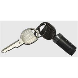 Classic Auto Locks CL-146 Glove Box Lock w/Key, 1966-67 Chevelle/EC