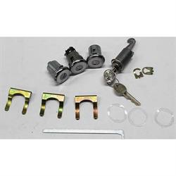 Classic Auto Locks CL-128A Lock Kit w/Original Key, F-Body/X-Body