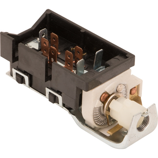 Classic Auto Locks CL-GM726 Headlight Switch for 57-63 Chevrolet, EachSpeedway Motors