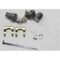 Classic Auto Locks CL-135 GM Door/Trunk Locks w/ Later Key