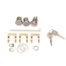Classic Auto Locks CL-104A GM X/A/F Body Ignition/Door Lock Kit w/ Key