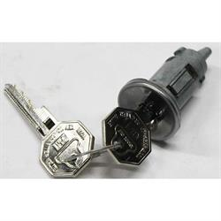 Classic Auto Locks CL-100A Ignition Lock w/Orignal Key, 1967 Camaro