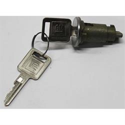 Classic Auto Locks CL-100 Ignition Lock w/Key, 67 Camaro/Nova/Chevelle