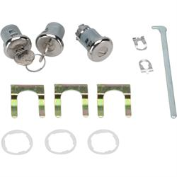 Classic Auto Locks CL-136A Door/Truck Lock Kit, 1966-68 GM Cars