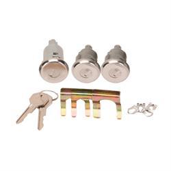 Classic Auto Locks CL-136 Door/Trunk Locks, Camaro/Firebird/Chevelle