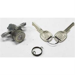 Classic Auto Locks CL-114 Trunk Lock w/Key for 1970-73 Camaro/Firebird