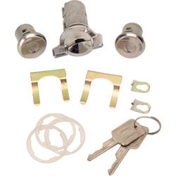 Classic Auto Locks CL-108 1977-89 GM Ignition/Door Lock w/ Key