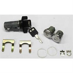 Classic Auto Locks CL-438 Ignition/Door Lock Kit for 1983-84 Camaro