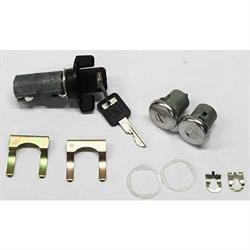 classic auto locks cl438 lock kit for camaro