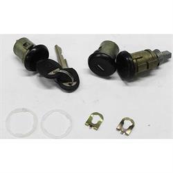 Classic Auto Locks CL-441 Door/Trunk Lock Set for 1986-92 Camaro