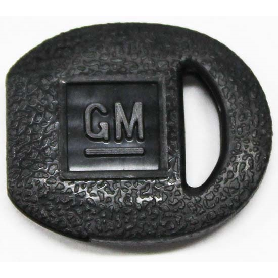 Classic Auto Locks CL-236 GM Markings Plastic Key Cover Set, Black
