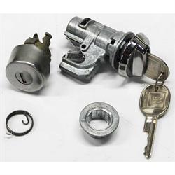 Classic Auto Locks CL-126 Glove Box/Trunk Lock w/Key, 1978-81 Camaro