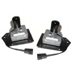 D&R Classic R00042 Headlight Door Electric Motors,67 Camaro RS, Pair