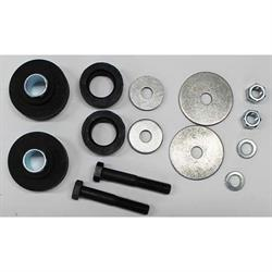 D&R Classic K00021-2 Radiator Support Bushing/Hardware Kit
