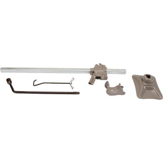 D&R Classic G00010-N Deluxe Bumper Jack for 1969 Camaro, 6-Piece Kit