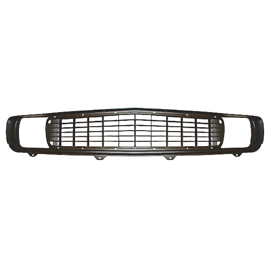 D&R Classic A00284-R 1969 Camaro RS Reproduction Black Center Grille