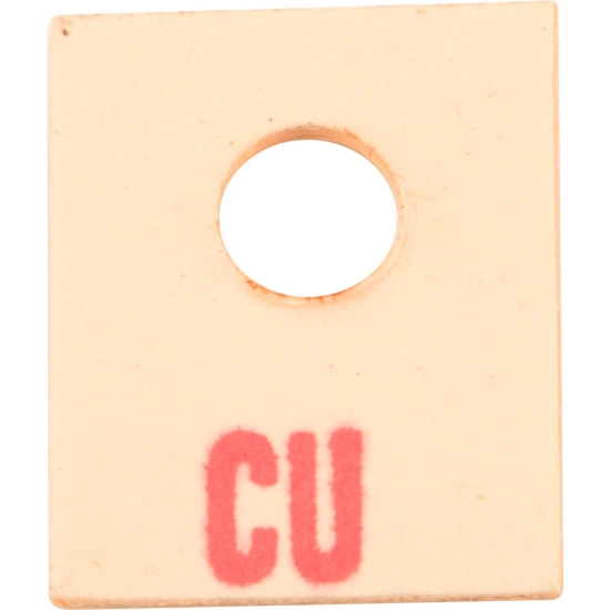 D&R Classic D00096-CU Disc Brake Power Booster Tag Decal, 1969 Camaro