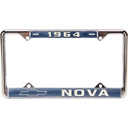 Dynacorn LF64N 1964 Chevy II Nova License Plate Frame