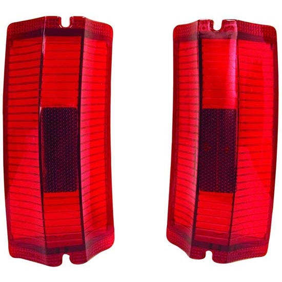Dynacorn TL65BN Tail Light Lens, 1965 El Camino, Pair