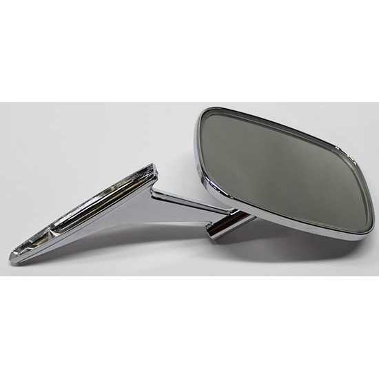 Dynacorn M1030 Outer Rear View Mirror for RH Side Door, 1968-74 GM