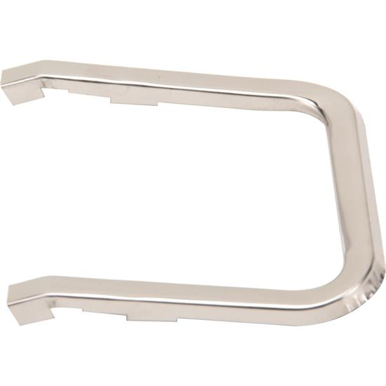 Dynacorn M1375 Outer Grille Molding, LH, 1970 Chevelle