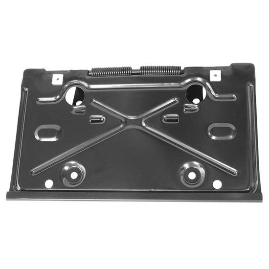 Dynacorn 1078A Rear License Plate Bracket, 1970-77 Camaro/70-74 Nova