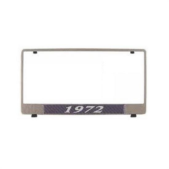 Dynacorn LF72 1972 Chevy License Plate Frame