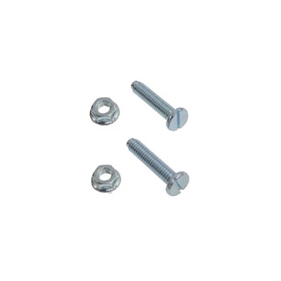 Classic Headquarters W-401 Hood Adjust Bolts, 62-79 Nova/67-81 Camaro