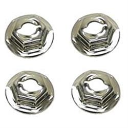 Standard Park Light Housing Nuts for 1968 Camaro, 4-Piece Set
