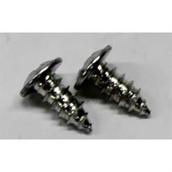 Replacement Door Jamb Astro Vent Screws for 68-69 Camaro, Pair