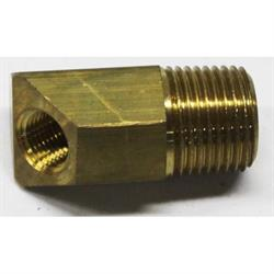 Replacement Brass Oil Pressure Line Fitting, 396 Big Block Chevy