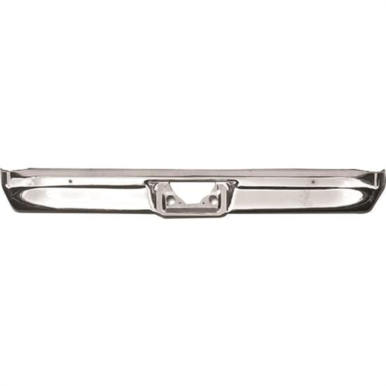 Golden Star BU03-66R 1966 Chevelle Chrome Rear Bumper