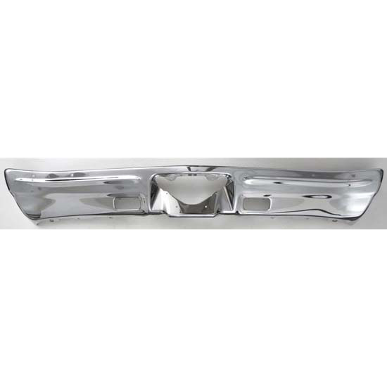 Golden Star BU03-68R Chevelle Chrome Rear Bumper