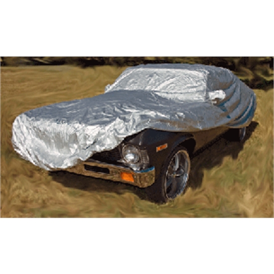 Intro-Tech CVNO68-C278 Intro-Guard Dri-Fit Car Cover, 1968-79 Nova