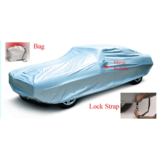 Intro-Tech CVCA70-C268 Intro-Guard Dri-Fit Car Cover, 1970-73 F-Body