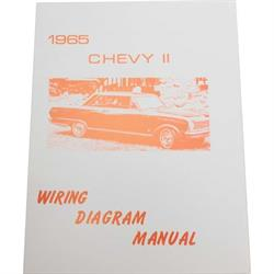 jim osborn mp0104 65 chevy ii nova wiring diagrams  speedway motors