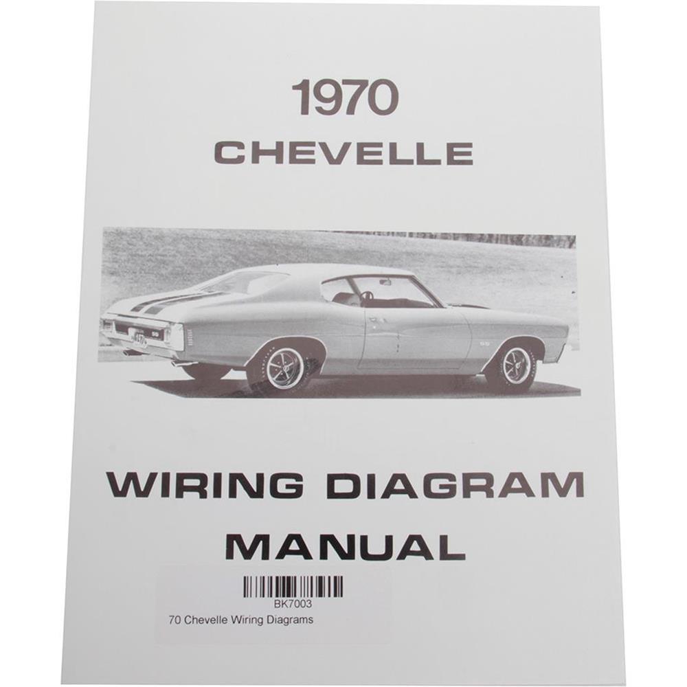 Jim Osborn Mp0097 1970 Chevelle Wiring Diagrams
