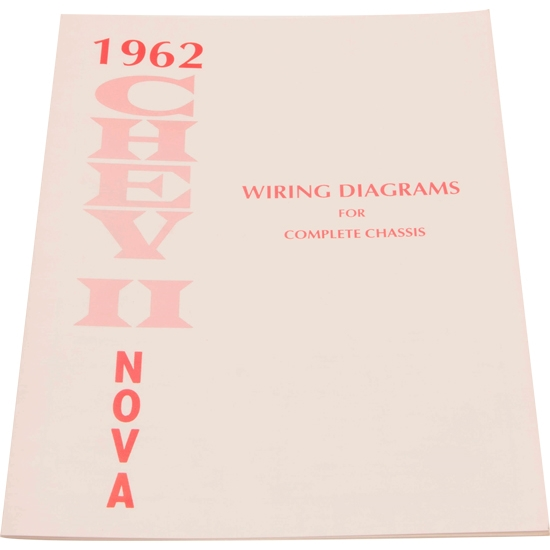 Jim Osborn Mp0101 62 Chevy Ii Nova Wiring Diagrams