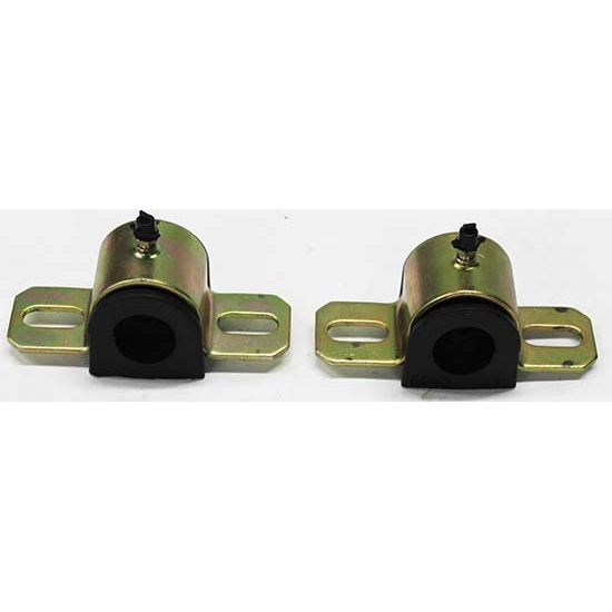 Energy Suspension 9.5161G Greaseable Sway Bar Mount Bushings, 1 Inch
